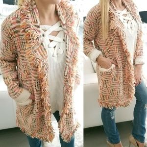 Gorgeous Colorful Cardigan
